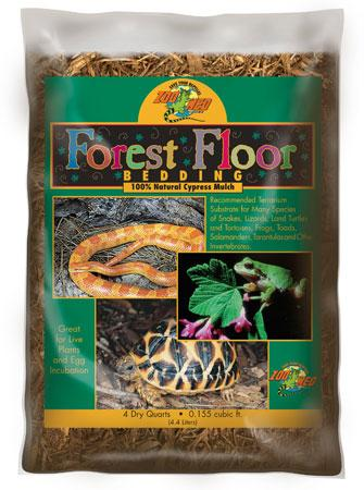 Zoo Med Forest Floor Cypress Mulch ⋆ Snakeestate