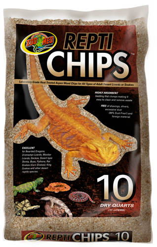 Zoo Med Repti Chips ⋆ Snakeestate