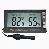 Thermometers & Thermostats